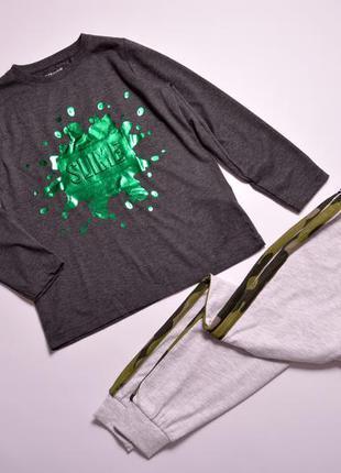 Піжама для хлопчика primark, пижамка для мальчика в размере 122-128