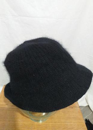 Трикотажная шляпка на подкладке. (6224)