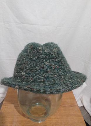 Трикотажная шляпка. (6225)