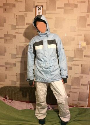 Лыжный/ сноубордистский костюм polar dreams