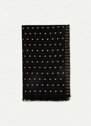 Zara шарф размер м