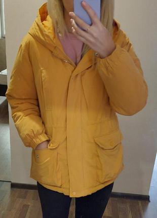 Курточка теплая