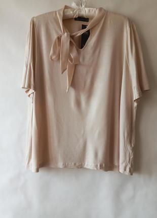Блуза футболка marks&spenser