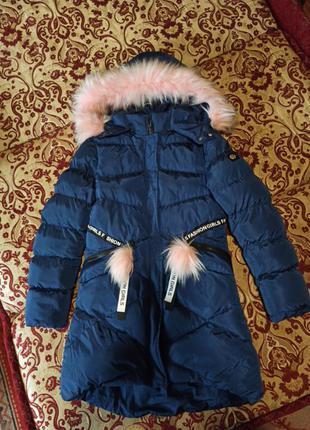 Куртка зимова  пальто зимнее grace венгрия