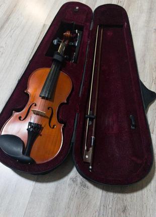 Скрипка 1/2 rafaga в кофре