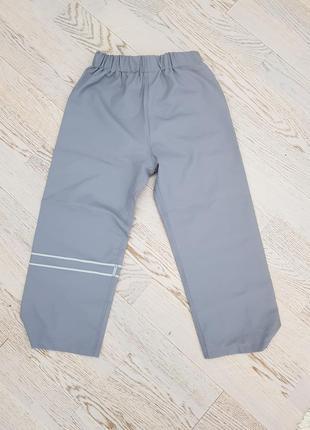 Непромокаемые штаны размер 98-104