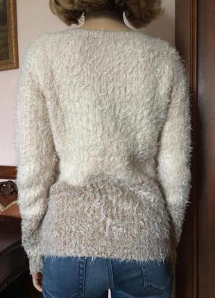Мягкий и теплый свитер2