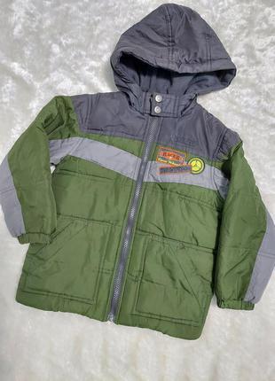 Стильна демісезонна курточка  на 5 років  ,outdoor