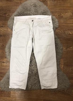 Брендовые штаны капри armani