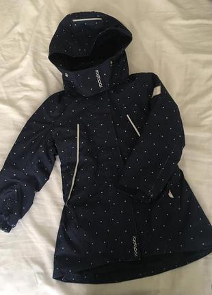 Бронь!! термокуртка reima 110 + 6 / зимняя куртка рейма