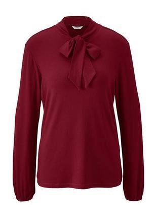 Блузка блуза трикотажная размер 50-58 наш tchibo тсм
