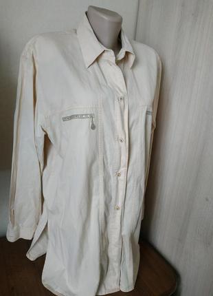 Якісна жіноча сорочка/блуза / женская рубашка 100% котон