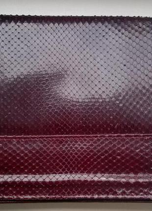 Клатч из кожи змеи. Pierre Cardin, цена - 180 грн,  9523518, купить ... a21de43f2d7