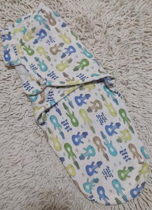 Еврококон, спальный мешок, европеленка на липучках