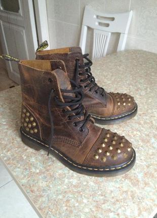Dr martens ( мартинсы ) ботинки
