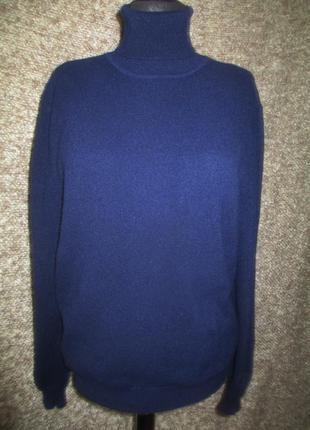 Мериносовый свитерок-гольф