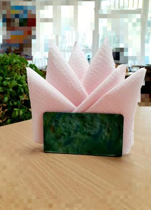 Салфетница ссср карболит имитация камня подставка для салфеток советская