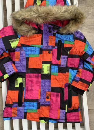 Зимова / лижна куртка