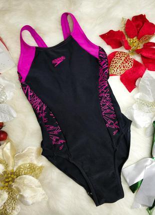 Спортивний купальник для дівчинки 6 років speedo