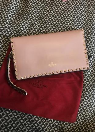 Valentino сумка клатч