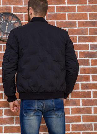 Куртка демми цвет чёрный -52 54 56