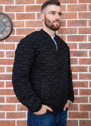 Бомбер куртка демми мега крутая - s m l