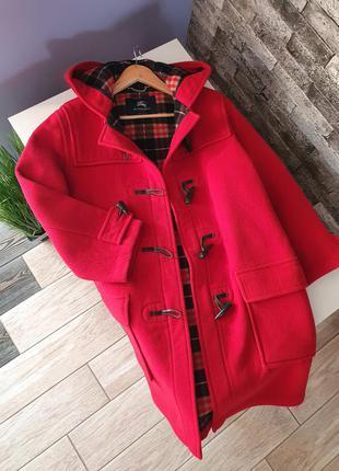 Пальто дафлкот  burberry оригинал винтаж люкс