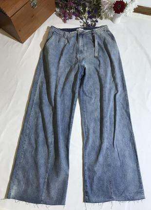 Супермодні джинси палаццо