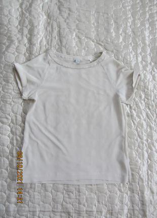 Шовкова блуза, футболка seidensticker