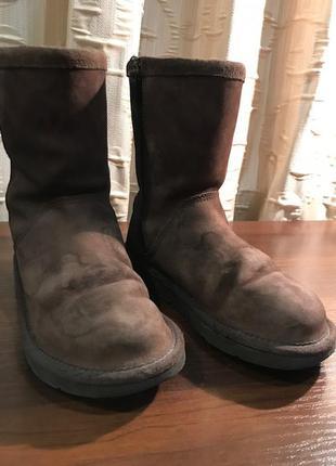 Угги/ сапоги/ ботинки ugg. размер 34.