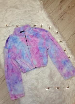 Толстовка пуловер shein