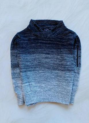 Matalan стильный свитер на мальчика 4 года