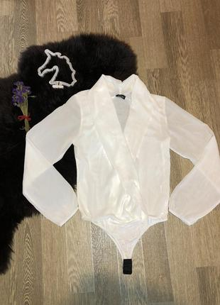 Боди-блузка