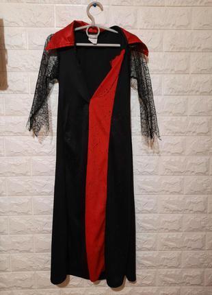 Карнавальный костюм ведьмочки, платье ведьмочки, нюансы