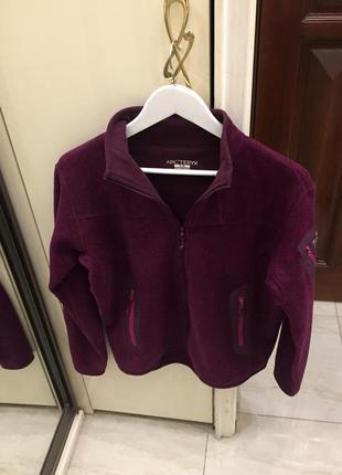 Свіжа колекція.kофта брендова arc'teryx covert cardigan fleece jacket oригінал.