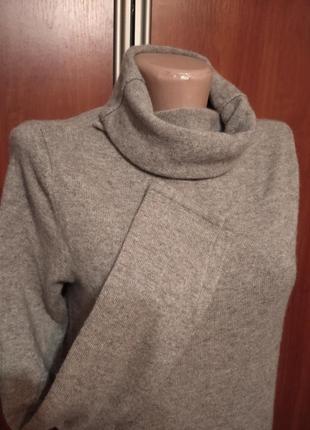 Кашемировый свитер,гольф, водолазка 💯 кашемир италия