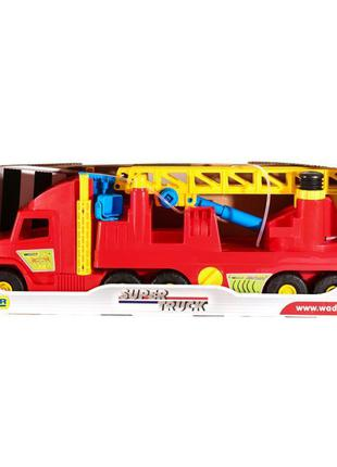 Super truck пожарка