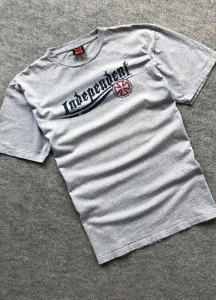 Оригінальна футболка independent vintage truck company big logo t-shirt