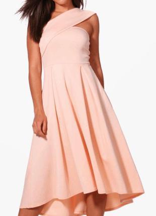 Коктейльна сукня boohoo