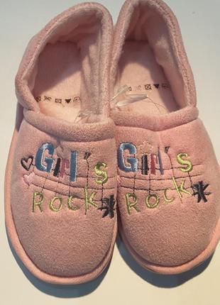 Комфортные мокасины 28 р, нидерланды ,girls rock1 фото