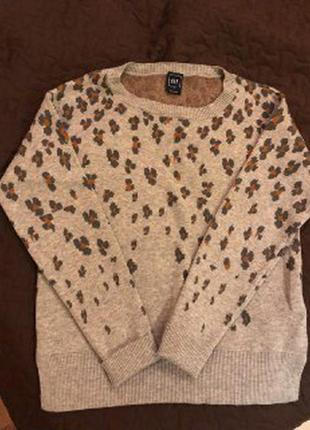 Gap теплый свитер