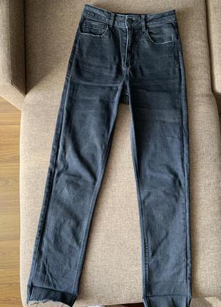 Джинсы штвны брюки zara mango reserved