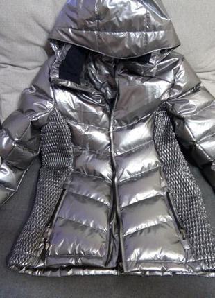 Крутая спортивная курточка. курточка зима.