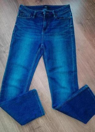 Женские синие джинсы f&f