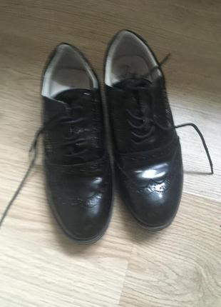 Armani туфли