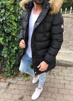 Куртка парка зимняя зимова