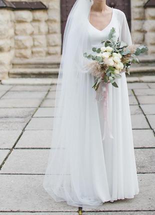 Весільна сукня ira koval