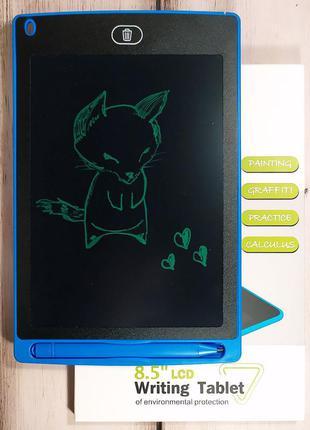 Lcd планшет для малювання та письма, 8.5 дюймів