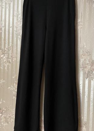 Чёрные классические штаны - кюлоты 💣❤️