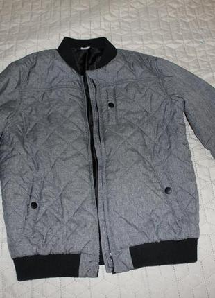 Курточка бомбер george 9-10 ktn